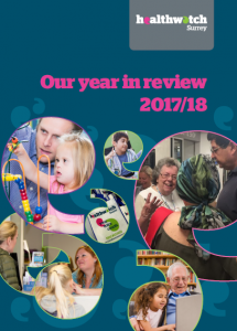 annual report 1718 front cover